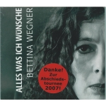 Bettina Wegner CD's