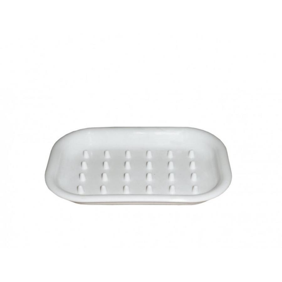 Seifenablage oval 20 x 20cm Schwammablage für Küche oder Badezimmer Garten  und Outdoor