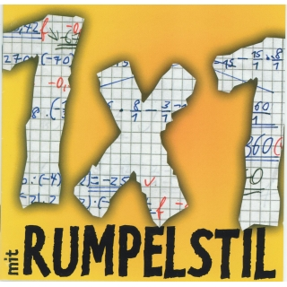 CD Rumpelstil - 1 x 1 mit Rumpelstil